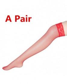 Piros szexi necc harisnya -...